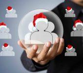 Conecta y aproxímate a los clientes en Navidad