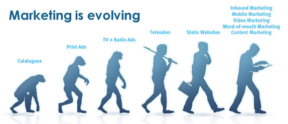 digital technology and evolution of humanity