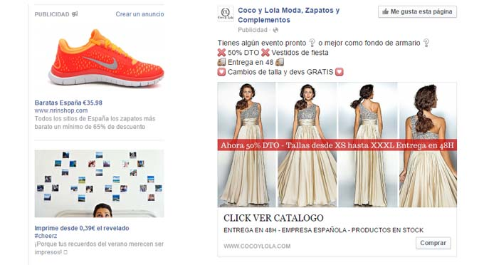 remarketing en Facebook - Adroll