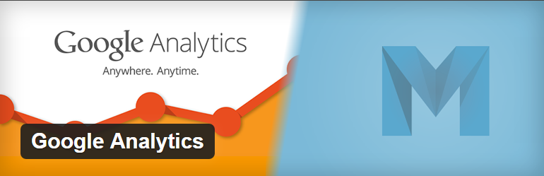Plugin Google analytics para wordpress