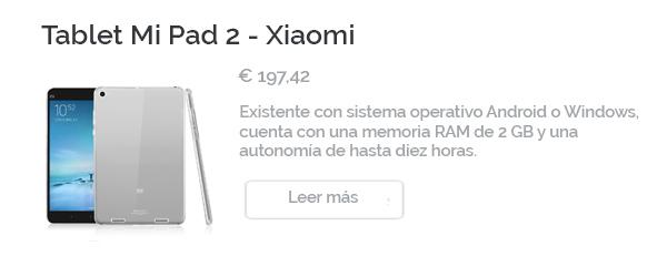 Tablet mi Pad 2 Xiaomi