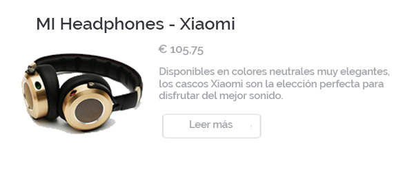 Mi Headphones Xiaomi