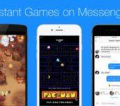 Facebook Messenger se convierte en una sala de juegos