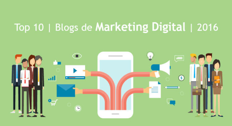 Blogs Marketing Digital 2016