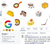 Google responde a emojis en Twitter