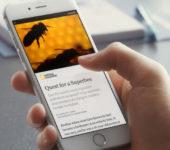 Una nueva modalidad de lectura con Facebook y sus artículos instantáneos