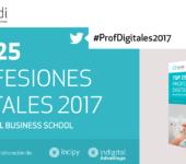 Top 25 profesiones digitales 2017