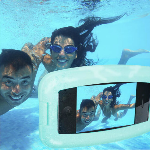 Fundas móviles resistentes agua