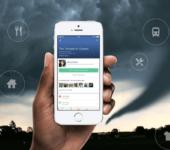Community help Facebook: Gestión de ayuda durante catástrofes naturales y accidentes