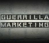 El Marketing de guerrilla ¿Lo quieres tener en cuenta para tu estrategia?