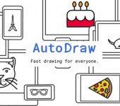 AutoDraw: Dibujos asistidos por la Inteligencia Artificial de Google