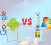 ¿Qué sistema operativo ha ganado el liderazgo entre Android y Windows?