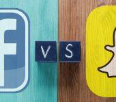 Todas las funciones que Facebook ha copiado a Snapchat