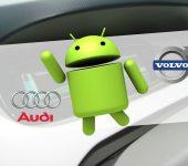 Audi y Volvo se alían con Google para su próxima generación de vehículos