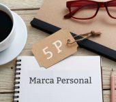 Las 5P's de la marca personal