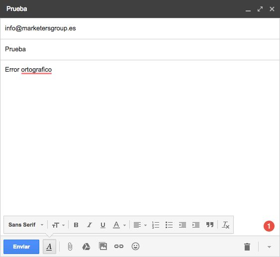 Gmail prueba