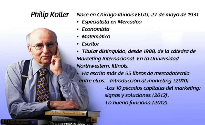 Biografia Philip Kotler