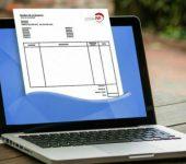 Factura electrónica para digitalizar gastos