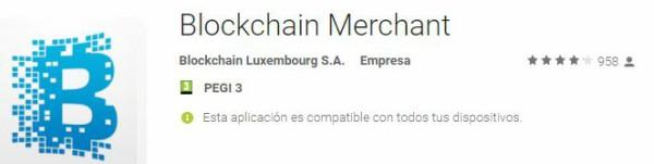 Blockchain Merchant