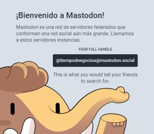 Mastodon Social: El Twitter Open Source