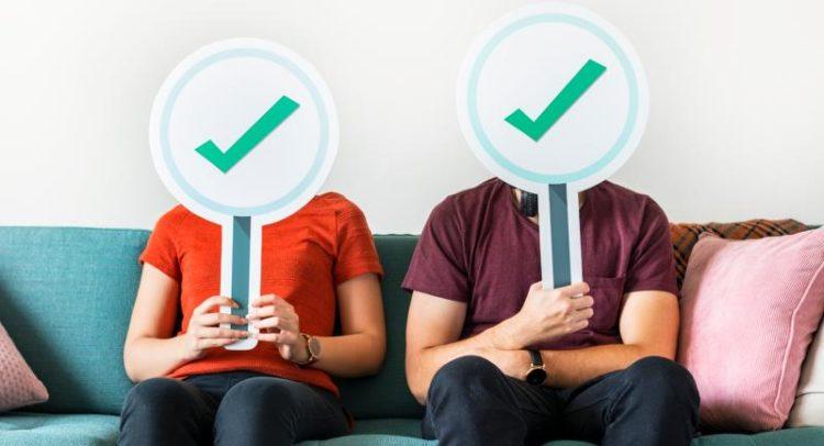 encuestas en redes sociales